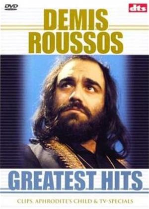 Demis Roussos: Greatest Hits Online DVD Rental