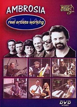 Ambrosia: Real Artists Working Online DVD Rental
