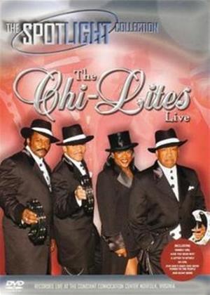 Chi-Lites Live Online DVD Rental