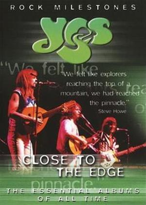 Rent Yes: Close to the Edge Online DVD Rental