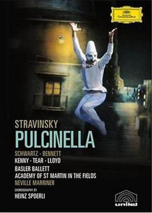 Rent Stavinsky: Pulcinella Online DVD Rental