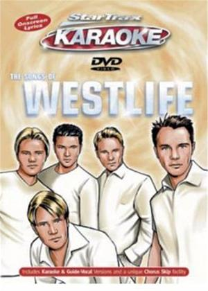 Rent Startrax Karaoke: Westlife Online DVD Rental