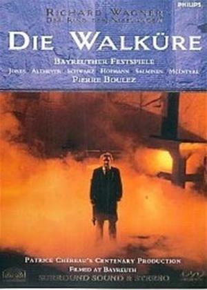 Wagner: Die Walkure: Bayreuther Festspiele Online DVD Rental