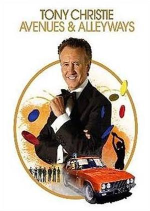 Rent Tony Christie: Avenues and Alleyways Online DVD Rental