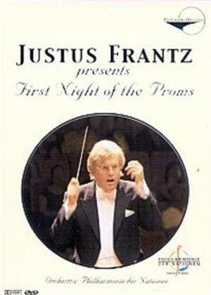 Rent Justus Frantz Presents First Night of the Proms Online DVD Rental