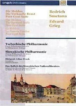 Smetana and Grieg Online DVD Rental