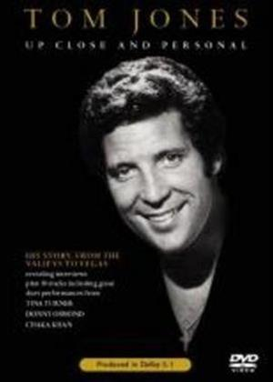 Tom Jones: Up Close and Personal Online DVD Rental