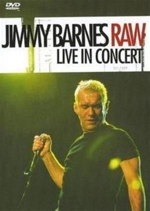 Jimmy Barnes: Raw: Live in Concert Online DVD Rental