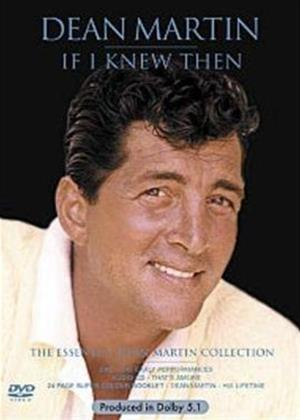 Rent Dean Martin: If I Knew Then Online DVD Rental