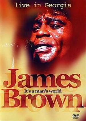 Rent James Brown: It's a Man's World Online DVD Rental