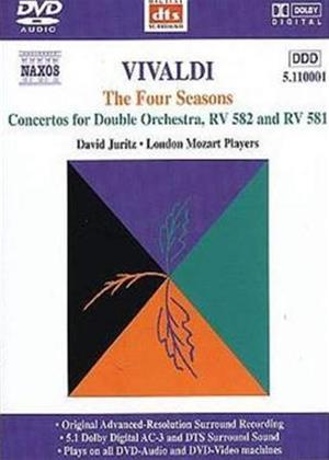 Rent Vivaldi: Four Seasons: London Mozart Players/David Jurit Online DVD Rental