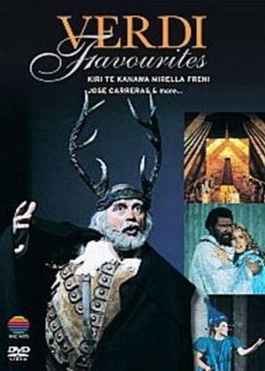 Rent Verdi Favourites Online DVD Rental