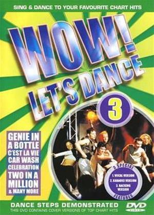 Rent Wow! Let's Dance: Vol.3 Online DVD Rental