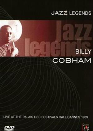 Billy Cobham: Live at the Palais Des Festivals Hall Cannes Online DVD Rental