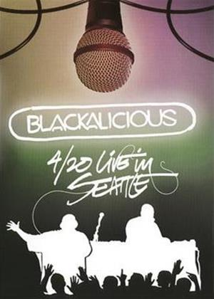 Blackalicious: 4/20 Live in Seattle Online DVD Rental