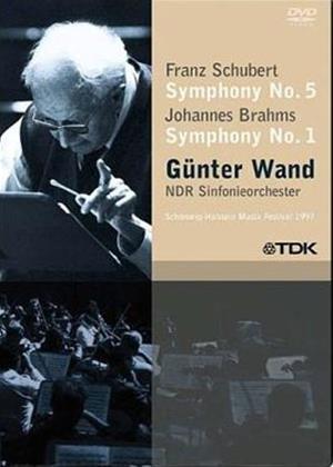 Gunter Wand Conducts NDR Sinfonieorchester Online DVD Rental