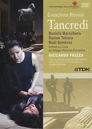 Rent Gioachino Rossini: Tancredi (Riccardo Frizza) Online DVD Rental