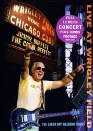 Rent Jimmy Buffett: Live at the Wrigley Field Online DVD Rental