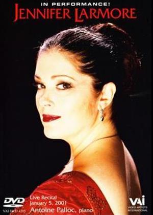 Rent Jennifer Larmore: In Performance Online DVD Rental
