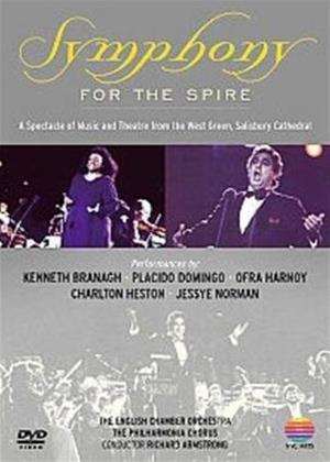 Symphony for the Spire Online DVD Rental