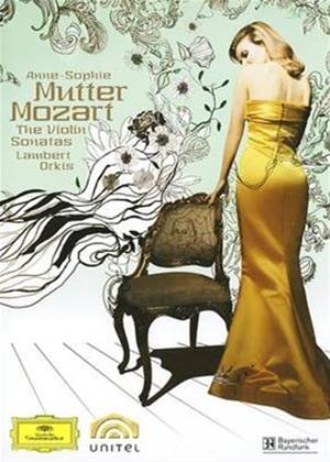 Rent Mozart: Violin Sonatas: Anne-Sophie Mutter Online DVD Rental