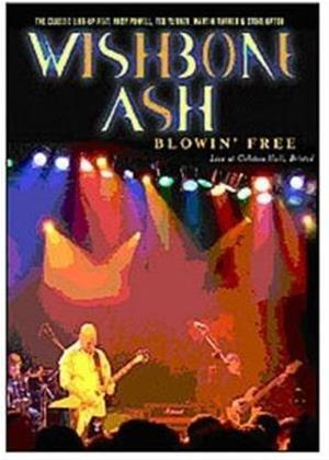 Rent Wishbone Ash: Blowin' Free Online DVD Rental