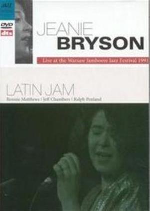Jeanie Bryson: Latin Jam Online DVD Rental