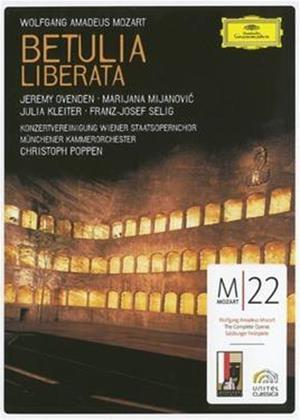 Rent Mozart 22: Betulia Liberata Online DVD Rental