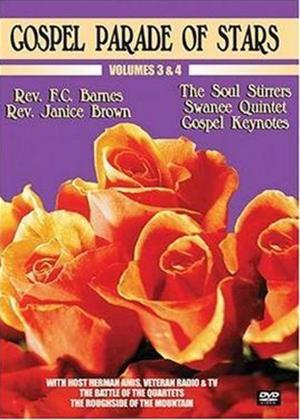 Rent Gospel Parade of Stars: Vols. 3 and 4 Online DVD Rental