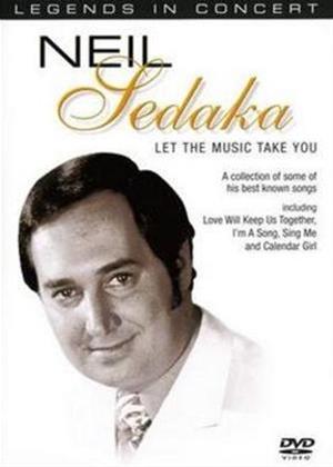 Rent Neil Sedaka: Legends in Concert Online DVD Rental