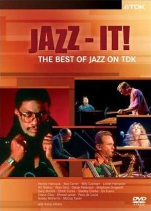 Jazz-it!: The Best of Jazz Online DVD Rental