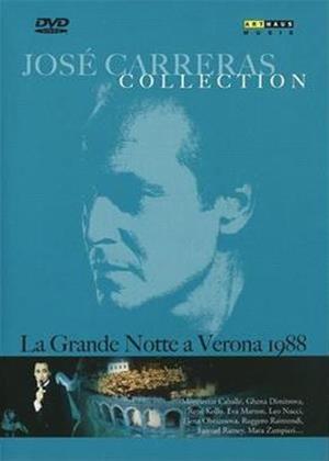 Rent Jose Carreras: La Grande Notte a Verona Online DVD Rental