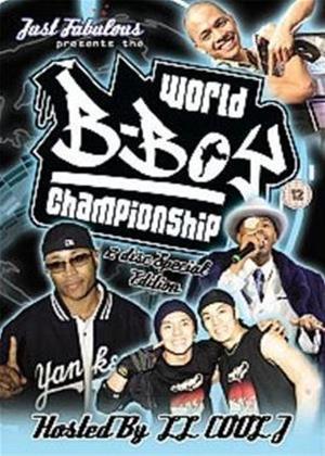 Rent World B-Boy Championship Online DVD Rental
