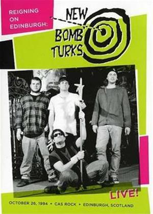 Rent New Bomb Turks: Reigning on Edinburgh Online DVD Rental