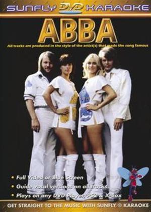 Sunfly Karaoke: ABBA Online DVD Rental