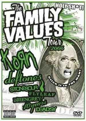 Rent The Family Values Tour Online DVD Rental