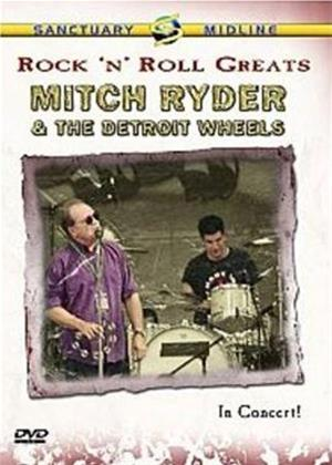 Rent Rock 'n' Roll Greats: Mitch Ryder and the Detroit Wheels Online DVD Rental