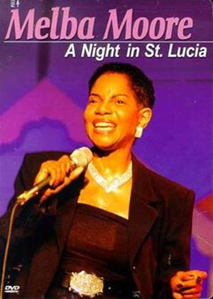 Melba Moore: A Night in St Lucia Online DVD Rental