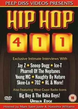 Peep Diss Videos Presents Hip Hop 411 Online DVD Rental