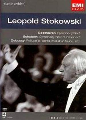 Leopold Stokowski Online DVD Rental