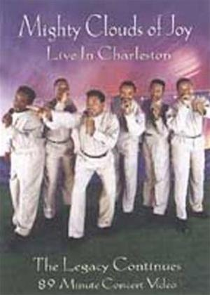Rent Mighty Clouds of Joy: Live in Charleston Online DVD Rental