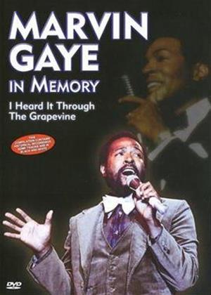 Marvin Gaye: In Memory Online DVD Rental