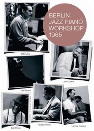 Berlin Jazz Piano Workshop 1965 Online DVD Rental