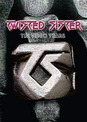 Rent Twisted Sister: The Video Years Online DVD Rental