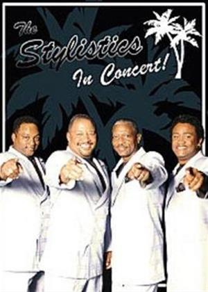 The Stylistics: In Concert Online DVD Rental