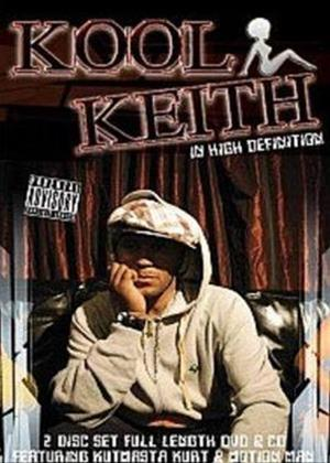 Rent Kool Keith: In High Definition Online DVD Rental
