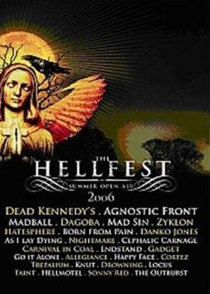 Hellfest 2006: Various Artists Online DVD Rental