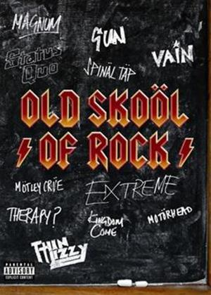 Old Skool of Rock: Various Artists Online DVD Rental