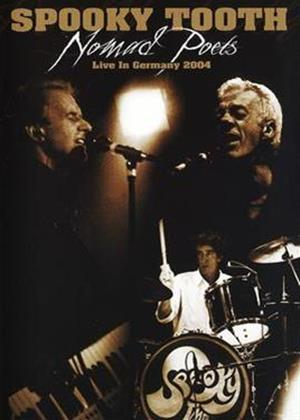 Spooky Tooth: Nomad Poets: Live in Germany 2004 Online DVD Rental