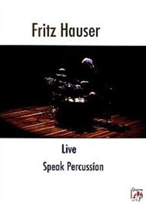 Fritz Hauser: Live Online DVD Rental
